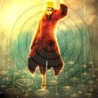 The Rinnegan user by Innisss