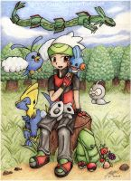 Trainer from Hoenn by SpringSounds