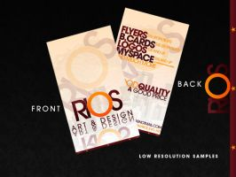 Rios Final Business Cards by adr-designs