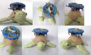 Great A'tuin - WIP by i-luv-tea