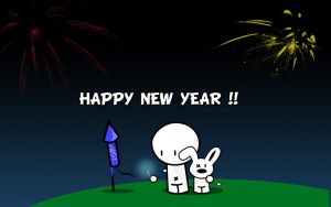Happy New Year by pincel3d