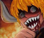 One Piece 772 - Dellinger by Salty-art