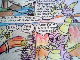 spyro comic chapter 3 page--13 by SQUIRRELADOR