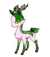 Apple Dryad by nirac