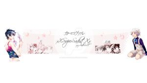 Karneval Gareki x Nai YT BG new design by theWhiteDEVIL66
