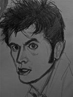 david tennant   doctor who by willwoosharon