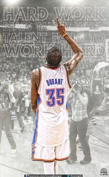 Kevin Durant Quote by lisong24kobe