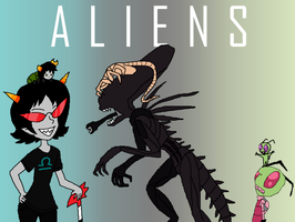 Aliens by Rotommowtom