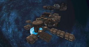 Skyhold Supermax Detention Center by powergame214