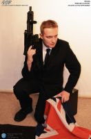 007 Cosplay Stock_17 by Joran-Belar