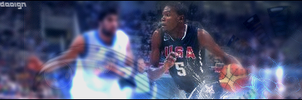 Kevin Durant Sign by burakdesign