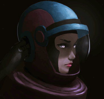 Animation - Galactic Trooper by NexxD