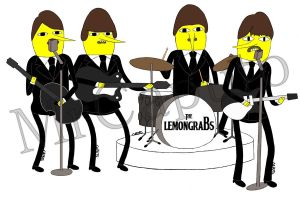 The Lemongrabs by MrCaputo