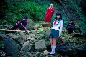 InuYasha - Our Struggle by LiquidCocaine-Photos
