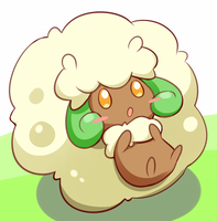 whimsicott by cupen