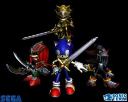 Sonic and the Black Knight WP by gihunter6