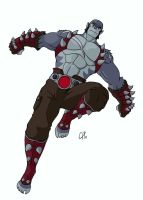 ThunderCats Panthro by jerica128