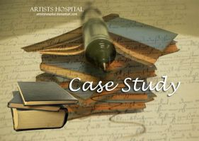 Case Study - SelfConsciousness by ArtistsHospital