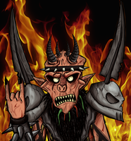 IN THE NAME OF GWAR by MochaTheDog