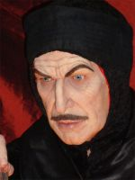 silicone  Vincent Price by MR-BARLOW