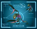 Zebesian Space Pirate 2 by Samolo