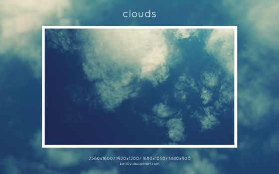 Clouds by kirill0v