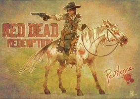 RDR Pestilence by kookybird