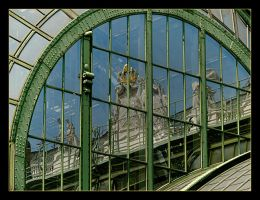 Historical Reflections - Wien by skarzynscy