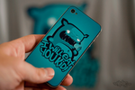 PHONE by KIWIE-FAT-MONSTER