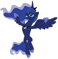 Princess Luna by lomas3