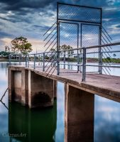 No Entry by AzzasArt