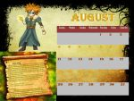 August 2013 by narcyzus