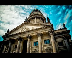Berlin - Gendarmenmarkt VI by calimer00