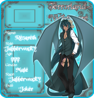Terrorland-Nightmare .:Jabberwocky:. by cute-uke