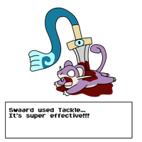 That's One Sharp Tackle... by TheArgoNinja