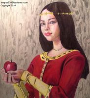 Kristin Kreuk As Snow White by lemgras330