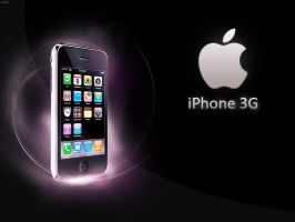 iPhone 3G Design by Luishi17