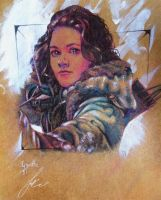 Ygritte by Qels