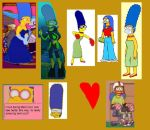 Marge wears great outfits for sure by boxingglovehands