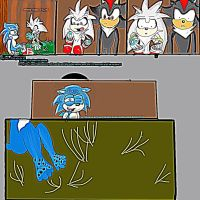 Poor Sonic by Dorhy101