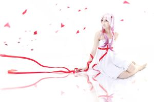 Inori Yuzuriha_Guilty Crown by AMPLE-COSPLAY