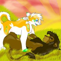 PINNED YA -LionKing fan art by sexy-seductress-wolf