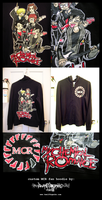 Desolation Row MCR Hoodie by Twelfthgecko