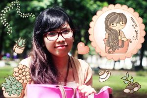 Me and The PInk Bag by sweetterara