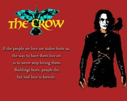 The Crow by RetardMessiah