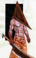 Pyramid Head by JasonMcKittrick