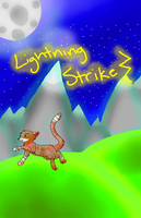 Lightning Strike .:Comic Cover:. by Frozen-Icicles