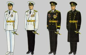 Soviet Army Uniforms 43 by Peterhoff3