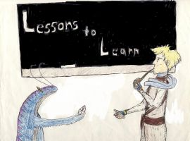 Lessons to Learn-Round 1 cover by Cloudbat