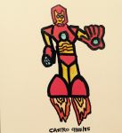 Ironman  by HappyArequipe